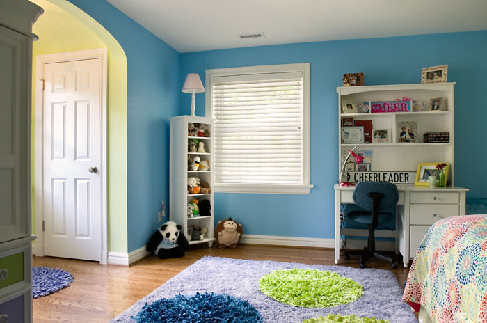 Kid room remodel St. Louis Roeser Home Remodel