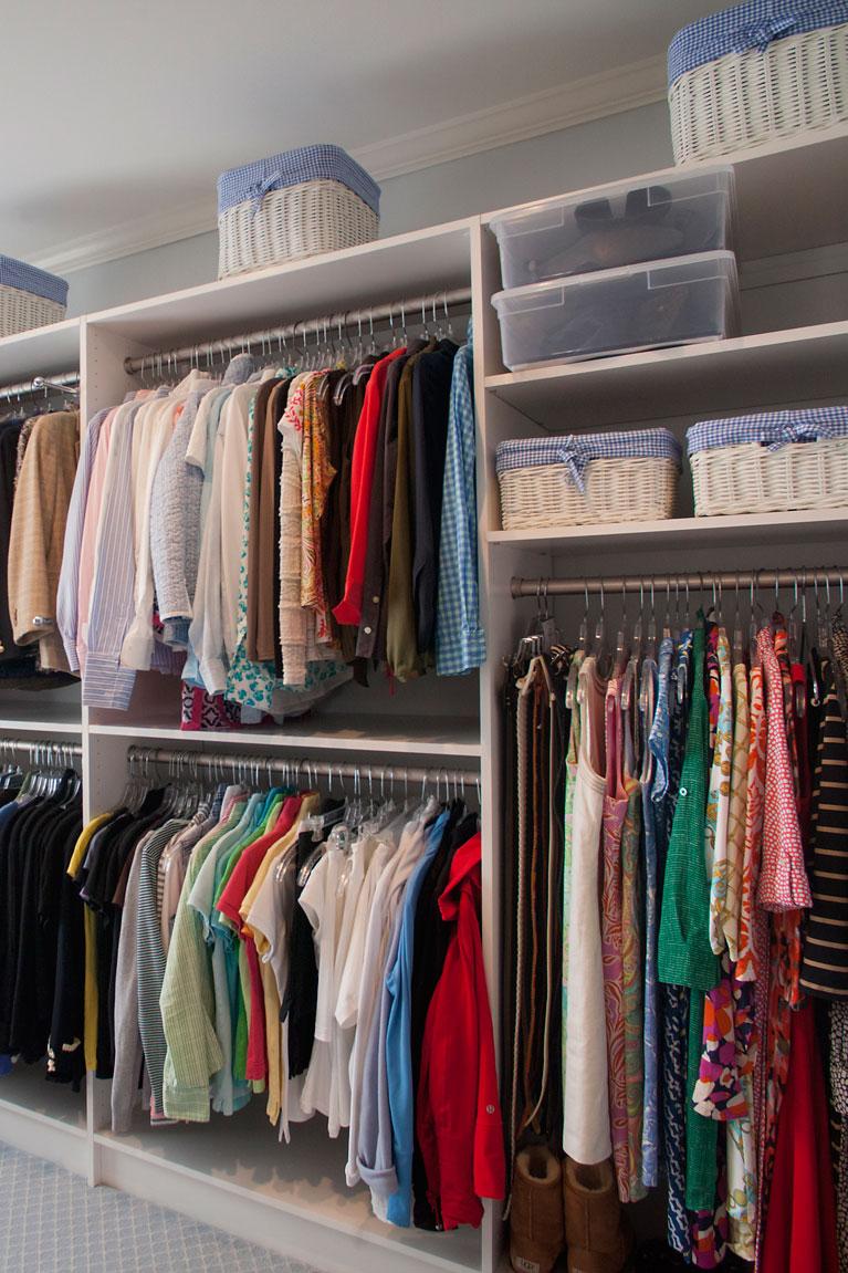 Closet Remodel – Ladue – St. Louis Roeser Home Remodel