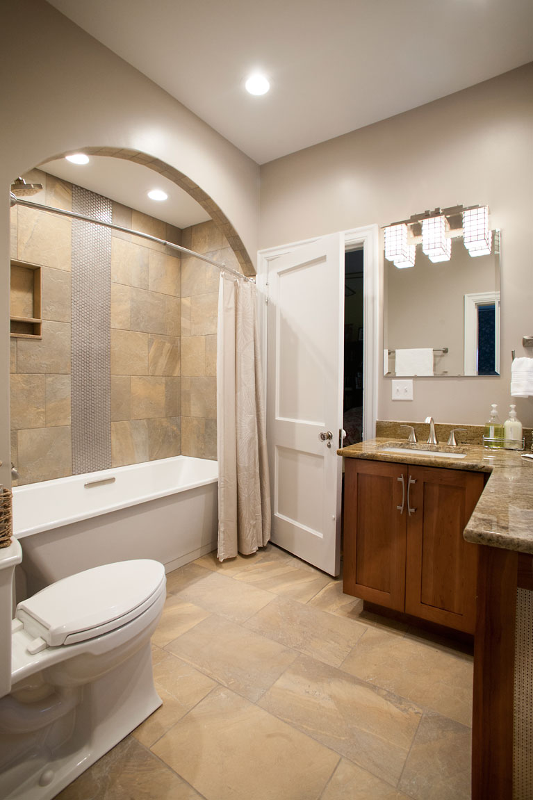 Master Bathroom Remodel Roeser Home Construction St. Louis