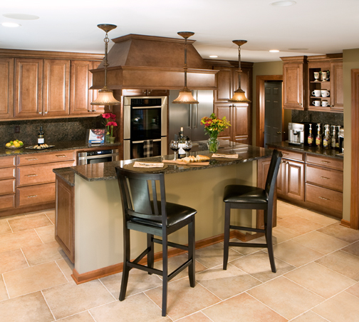 South County- Kitchen home Remodel – St. Louis MO