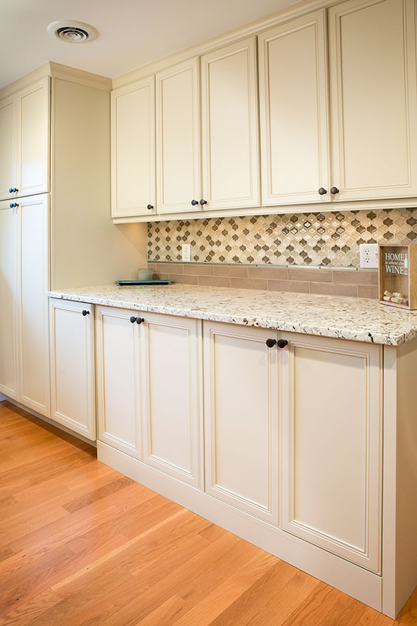 St. Louis Kitchen Remodel With Washer And Dryer U2013 Roeser Home Remodeling