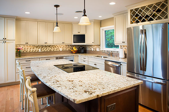 Kitchen Remodeling St Louis Remodelling Pleasing Stlouis Kitchen Remodel With Laundry Roeser Home Remodeling Design Decoration