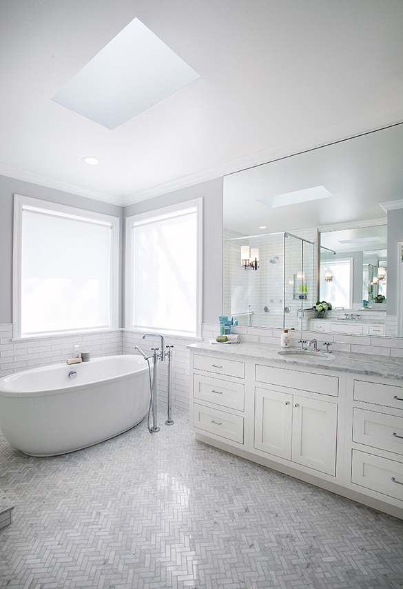 St Louis Bathroom Remodeling Enchanting Master Bathroom Remodel In Stlouis Roeser Home Remodeling Decorating Design