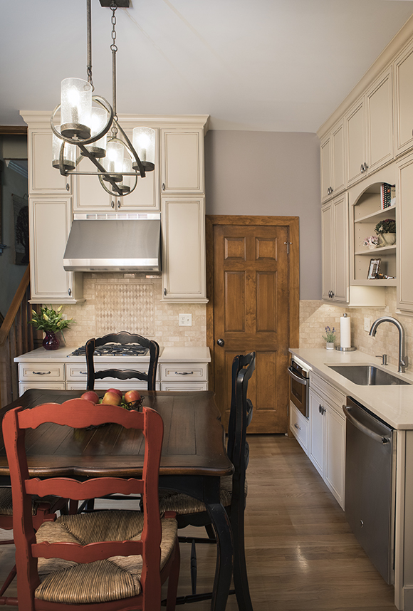 Older Home Kitchen Remodel -Roeser Home Remodeling