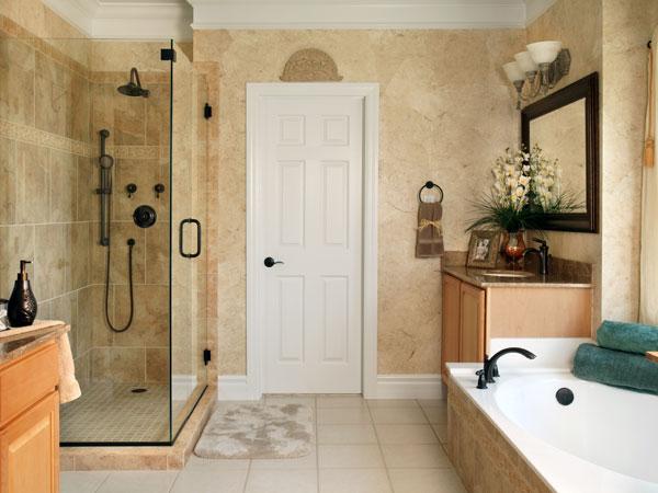 Bathroom remodel - St. Louis Roeser Home Remodeling