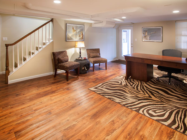 Basement Remodel - Roeser Home Remodeling St. Louis