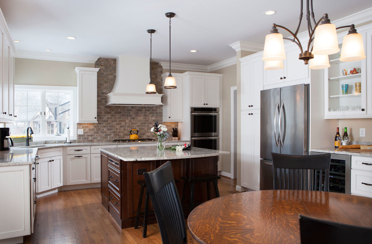 master kitchen remodel - Roeser Home Remodel St. Louis