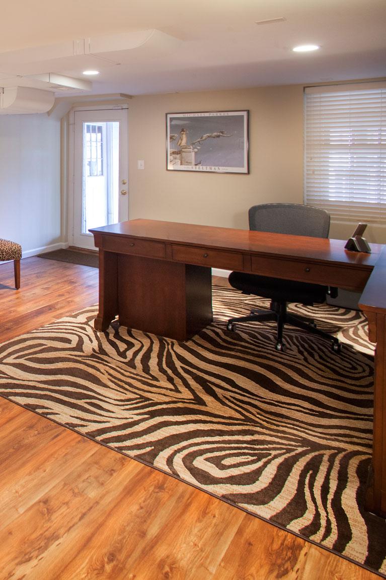 Basement remodel – Warson Woods