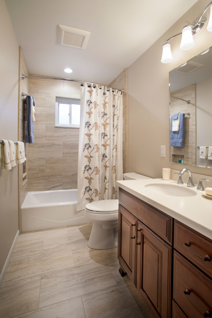 Bathroom Remodel - Kirkwood Roeser Home Remodel