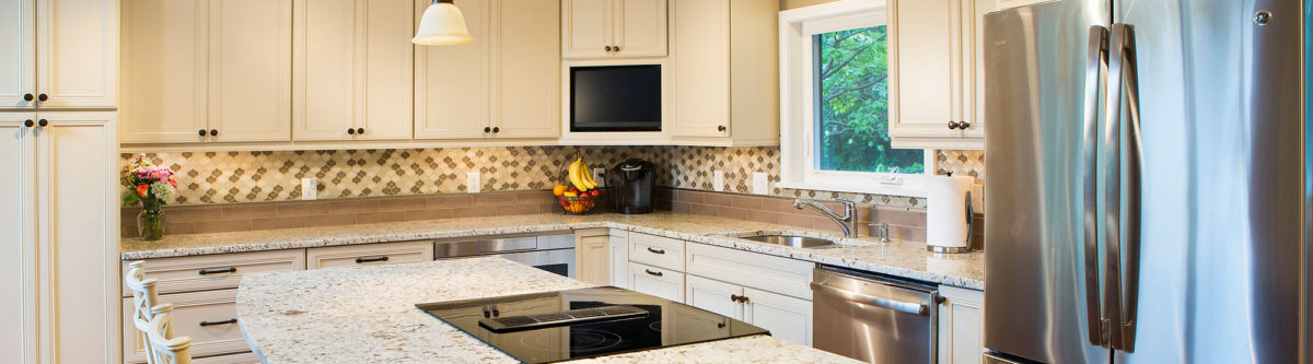 St. Louis Kitchen remodel with washer/dryer - Roeser Home Remodeling