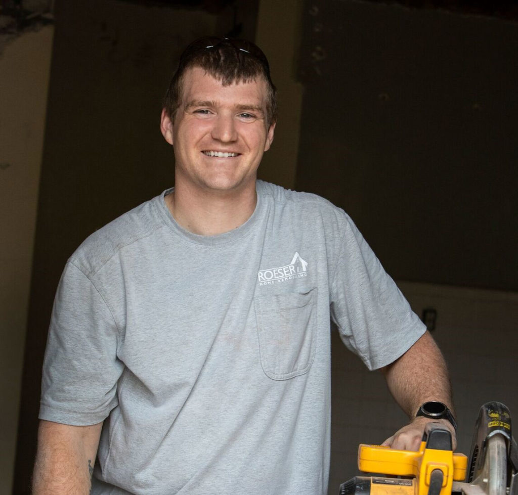 Tim Hodges Roeser Home Remodeling