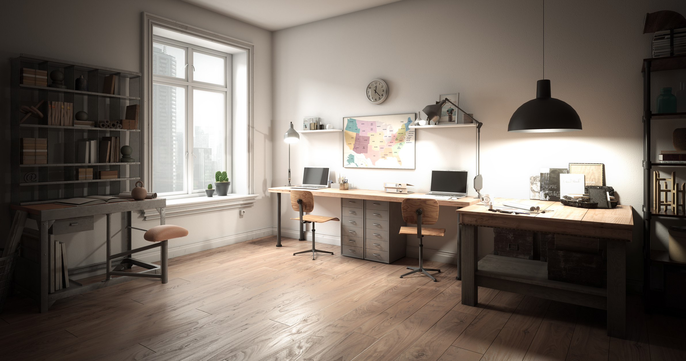 Home Office Ideas for Everyone