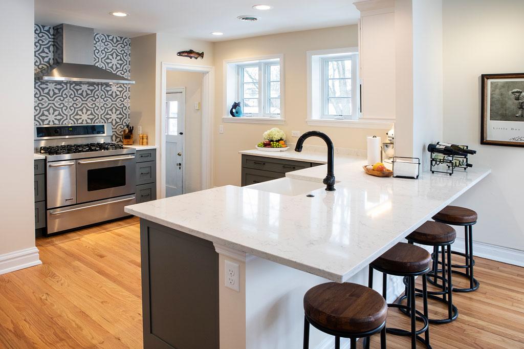 Repeat Client – Kirkwood Kitchen Remodel