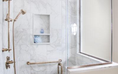 Master Bathroom, Vanity & Dressing Room Remodel