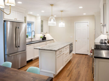 Roeser Home Remodeling St. Louis forever home remodel kitchen