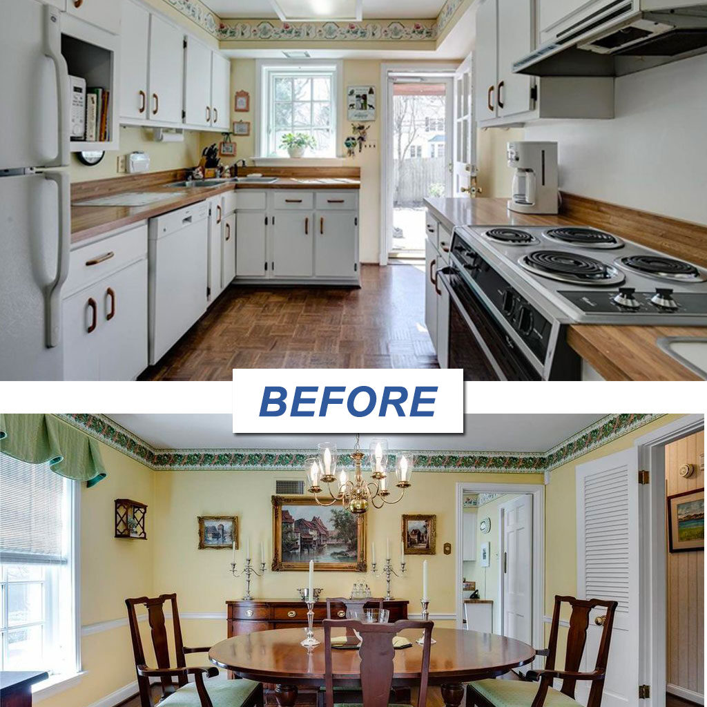 Roeser Home Remodeling St. Louis forever home remodel before and after