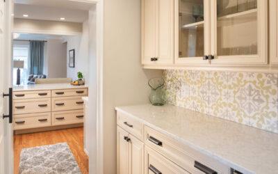 Kitchen, Closet, Hallway Remodel