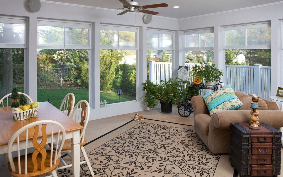 Adding a Sunroom to Your Home