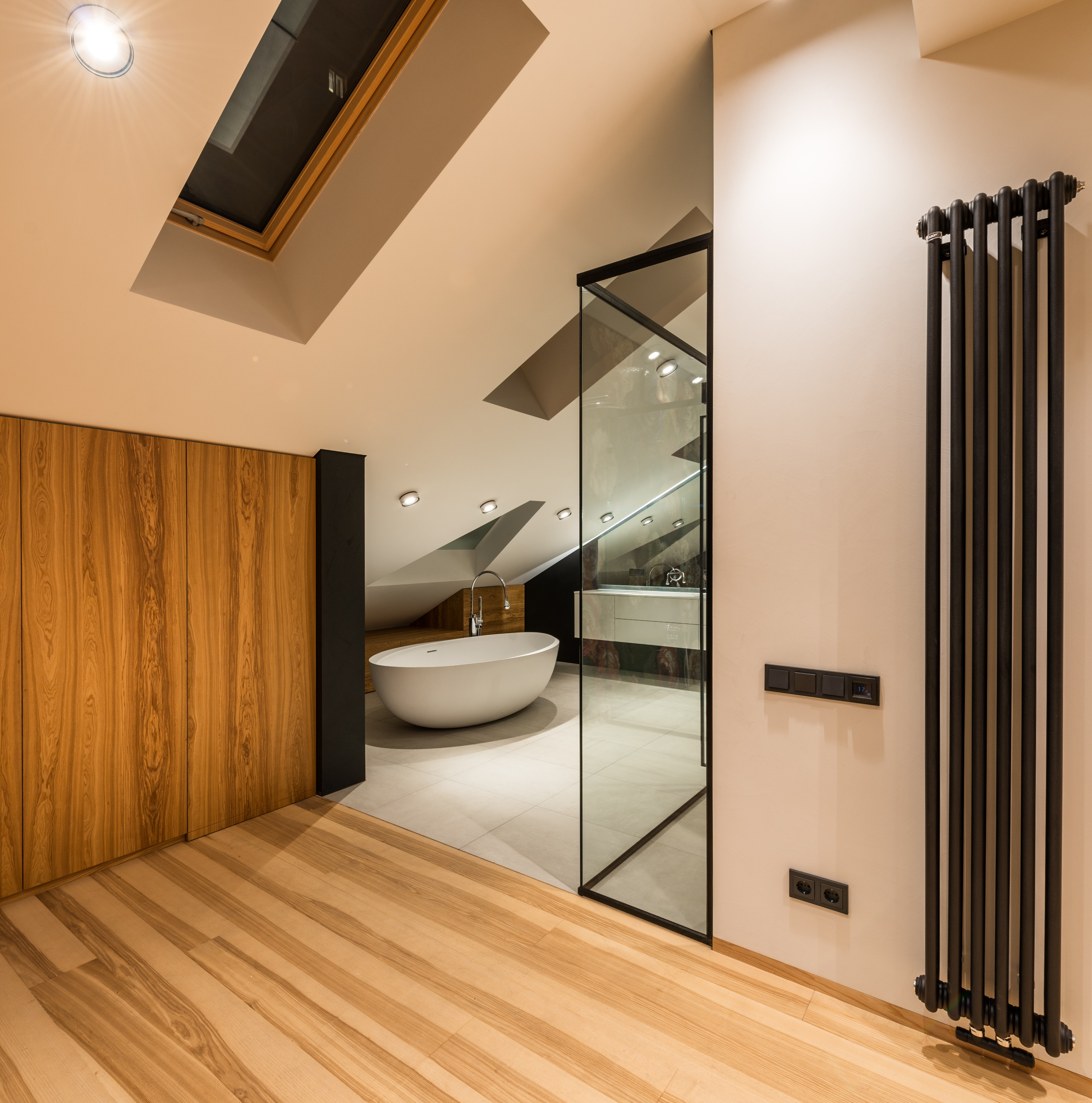 Creating Space in Attics and Basements