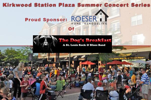 Roeser Home Remodeling Sponsors Concert